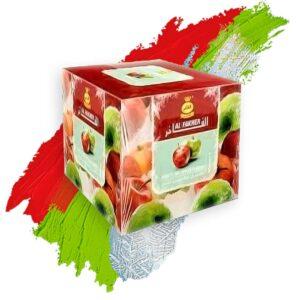 Табак для кальяна Al Fakher – Ледяное Двойное Яблоко (Frosty Two Apples)